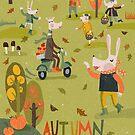 Autumn  by menulis