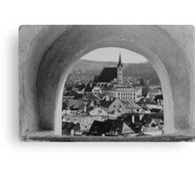 I Spy- Prague, Czech Republic Canvas Print