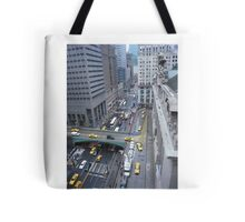 """Above It All""  Grand Central Station Tote Bag"