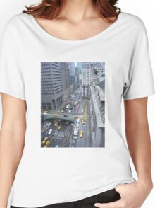 """""""Above It All""""  Grand Central Station Women's Relaxed Fit T-Shirt"""