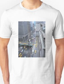 """""""Above It All""""  Grand Central Station Unisex T-Shirt"""
