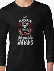 Super Saiyan Vegeta - RB00058 Long Sleeve T-Shirt