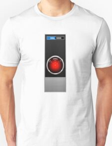 2001 Space Odyssey - Hall 9000 T-Shirt