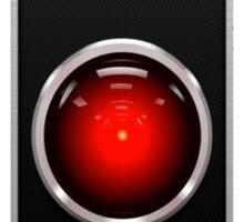 2001 Space Odyssey - Hall 9000 Sticker
