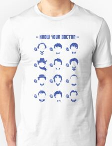 Know Your Doctor Unisex T-Shirt