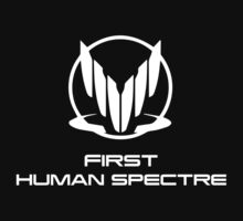 1st Human Spectre by icedtees