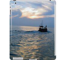 Cotton Candy Thai Sunset iPad Case/Skin