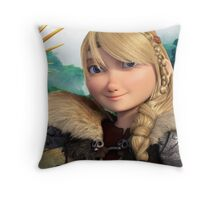How To Train Your Dragon 06 Throw Pillow