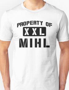 Morgantown Inline Hockey League (Black) T-Shirt