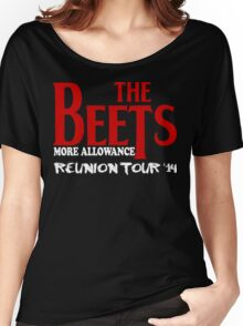 The Beets Reunion Tour Women's Relaxed Fit T-Shirt