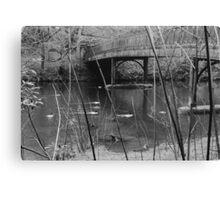 Under the Bridge They Go- Scotland Canvas Print