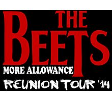 The Beets Reunion Tour Photographic Print