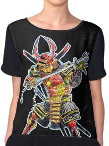Iron Man Samurai Chiffon Top