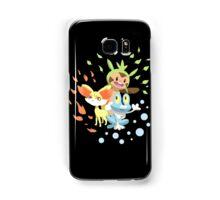 Gen 6 Starters Samsung Galaxy Case/Skin