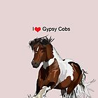 Gypsy Cob Red Rocky  by 42beats