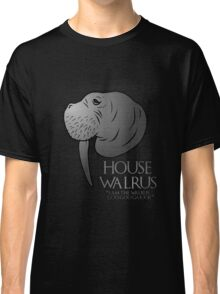 House Walrus (Silver Edition) Classic T-Shirt