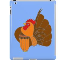 Gold Cocopop (Partridge Base) iPad Case/Skin