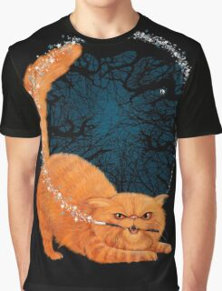 Magic Cat! Graphic T-Shirt