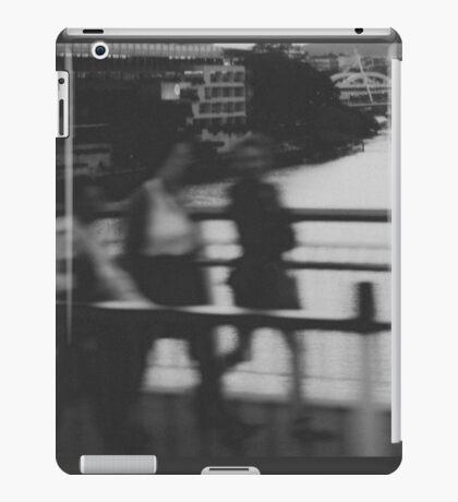 City walks. iPad Case/Skin