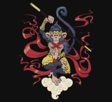 Monkey King Kids Tee