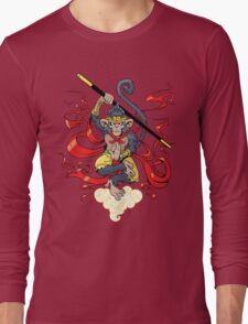 Monkey King Long Sleeve T-Shirt