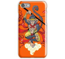 Monkey King iPhone Case/Skin