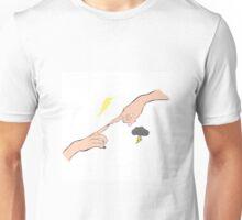 Thunder! Lightning! Unisex T-Shirt