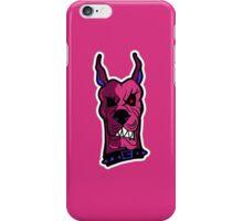 Single Dog  iPhone Case/Skin