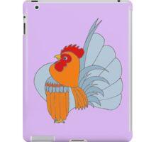 Gold Lavender Partridge iPad Case/Skin