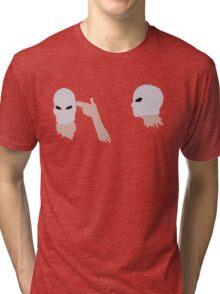 hand guns Tri-blend T-Shirt