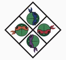 The Turtles  Kids Tee