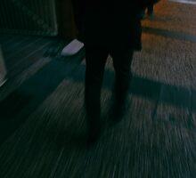 Shadow Walker. by strangerandfict