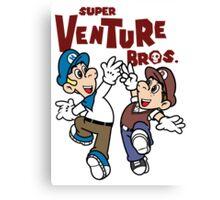 Super Venture Brothers Canvas Print