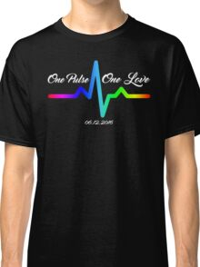 One Pulse One Love Orlando Strong  Classic T-Shirt