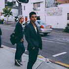 Street Walker. by strangerandfict