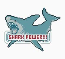 Shark Power!!! by thesharkbite