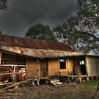 Abandoned Homestead near Myrtleford by RobbieAlex