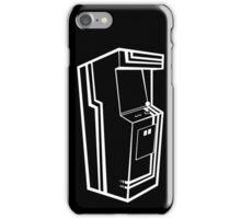 Arcade Black & White iPhone Case/Skin