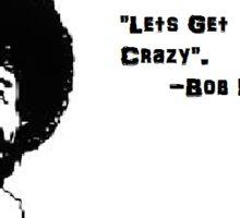 Bob Ross quote's. Sticker
