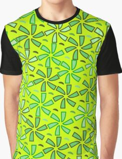 Aestival floral greenery Graphic T-Shirt
