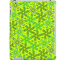 Aestival floral greenery iPad Case/Skin