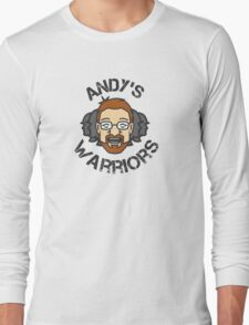 Andy's Warriors Long Sleeve T-Shirt