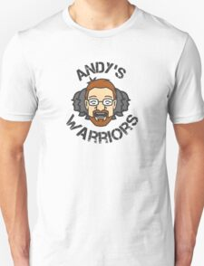 Andy's Warriors Unisex T-Shirt