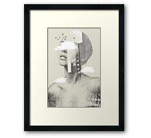 UP TOWN FACET II Framed Print