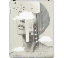 UP TOWN FACET II iPad Case/Skin