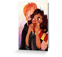 Romione Greeting Card