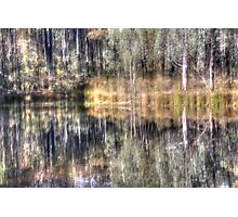 Impressions of Hill End, reflections. Photographic Print