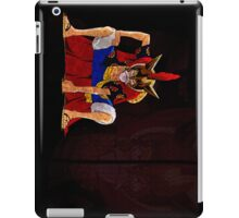 King iPad Case/Skin