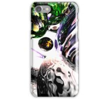 Secret Places Abstract iPhone Case/Skin