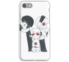 turrets iPhone Case/Skin